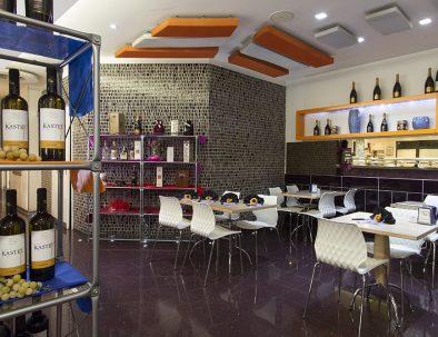 Caffè Classico Castelverde Roma - Location